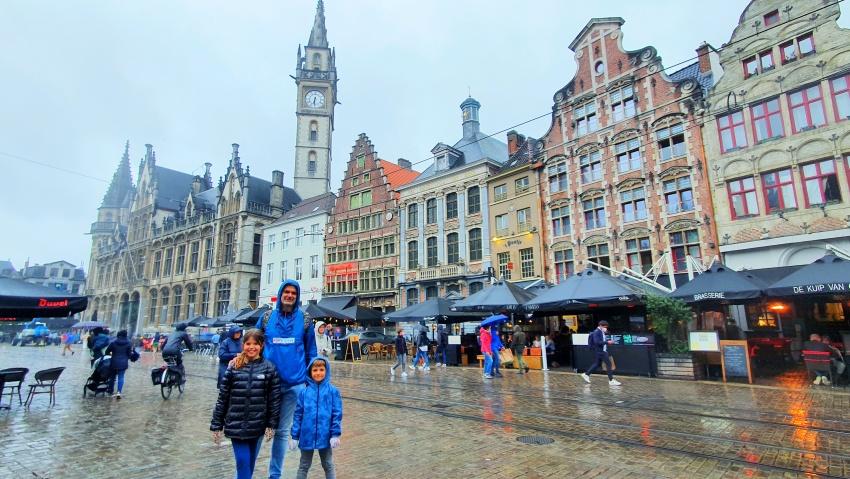 gante brujas Bélgica