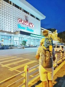 Estación de tren de Hanoi
