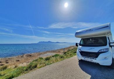 Mallorca autocaravana