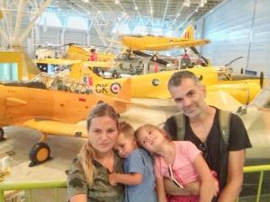 Museo aviación canada