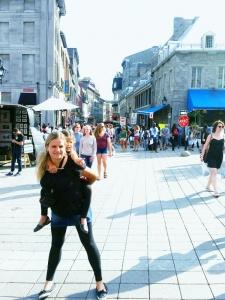 Paseo Quebec city