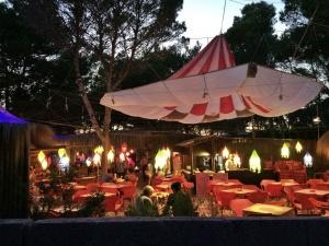 restaurante hippie mallorca