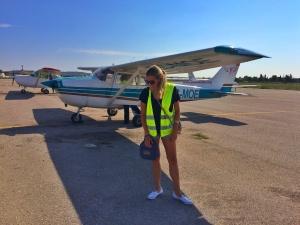 avioneta mallorca